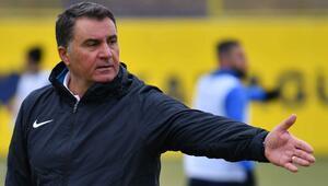 Mustafa Kaplan: G.Saray maçından hem iyi oyun hem de puanla dönmek istiyoruz...