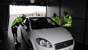 Nevşehir'de yaşam tünel çadırı açıldı