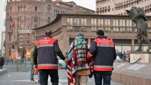 Başkentte Barınma Evi, evsizlere yuva oldu