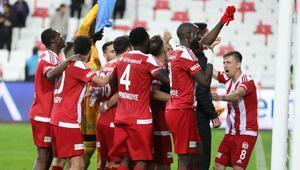 Süper Ligin lideri Sivassporun şampiyonluk oranı şaşırttı