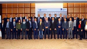 Hava ulaşım komitesi toplandı