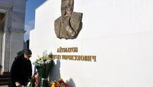 Kırgız yazar Aytmatov doğumunun 91inci yılında anıldı