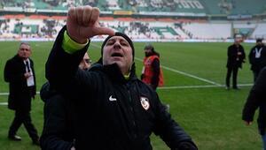 PFDKdan Marius Sumudicaya 1 maç ceza