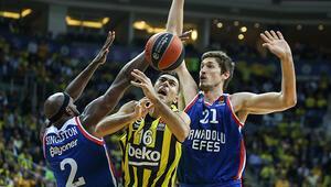 Fenerbahçe Beko 73 -81 Anadolu Efes | Maçın özeti