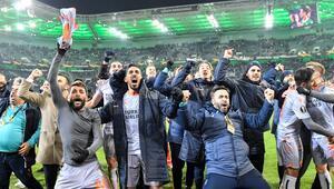 İşte Başakşehirın UEFA Avrupa Ligindeki muhtemel rakipleri
