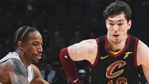 NBAde gecenin sonuçları | Cedi Osman 15 sayı attı, Cavs kazandı