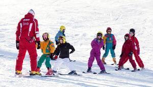 Çocuklarla kayak tatilinin  incelikleri ve güzellikleri...