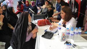 Mudanya'da iki ayda bin kişiye diyetisyen hizmeti verildi