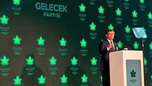 Ahmet Davutoğlu yeni partisini açıkladı