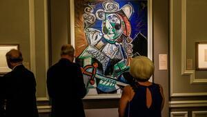 Picasso sergisi 100 bin ziyaretçi ile rekor kırdı