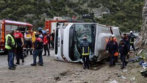 3 sporcunun öldüğü kazada sürücü tam kusurlu