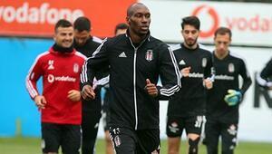 Beşiktaşta Yeni Malatyaspor maçı hazırlıkları başladı