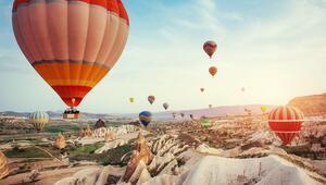 Kapadokyada sıcak hava balonları iki gündür uçamıyor