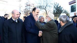 Başkan Altay, vatandaşlarla buluştu