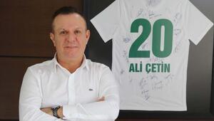 Denizlisporda hedef Trabzon maçı