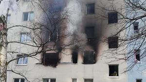 Son dakika... Almanyada patlama: 1 ölü, 25 yaralı