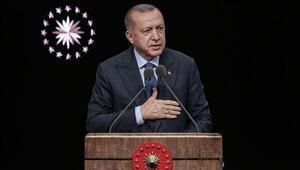 Müjdeyi Erdoğan vermişti