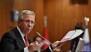 Başkan Yavaş: 439 milyon lira para, ölü yatırımlara gitmiş