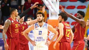Arel Üniversitesi Büyükçekmece Basketbol: 77 - Galatasaray Doğa Sigorta: 87