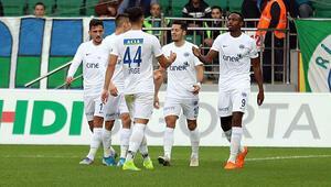Çaykur Rizespor 0-3 Kasımpaşa (Maç Özeti)