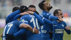 Büyükşehir Belediye Erzurumspor: 2 - Giresunspor: 0