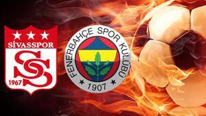 Sivasspor Fenerbahçe maçı ne zaman saat kaçta