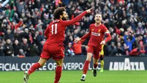 Liverpool, Watfordu Salahla yıktı