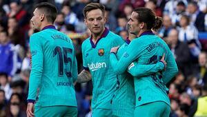 Real Sociedad 2-2 Barcelona | Maçın özeti