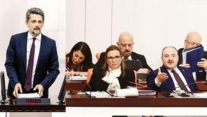 HDP'li Paylan: Çocukken uzaya gitmek istiyordum... AK Partililer:Biz göndeririz
