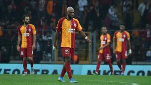 Galatasarayda deprem Nzonzinin ardından...