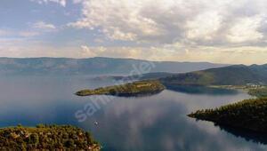 Türk iş insanına aitti Marmaristeki kelepir ada satışa çıktı