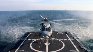 Türk donanması İsrail araştırma gemisini Doğu Akdenizden çıkardı iddiası