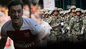 Korktukları başlarına geldi Mesut Özil...