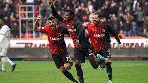 Gaziantep FK 3-0 Kayserispor