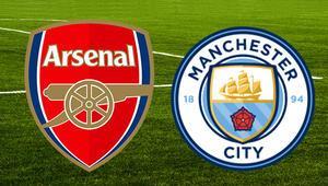 Arsenal Manchester City maçı ne zaman saat kaçta hangi kanalda Gözler bu maçta