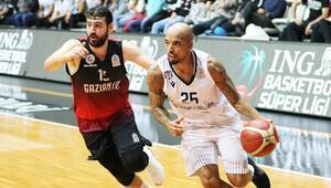 Beşiktaş - Gaziantep Basketbol: 78-73