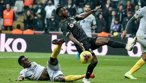 Beşiktaşın serisini Sergen Yalçın bitirdi