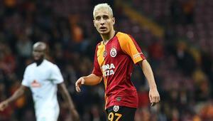 Galatasarayda 3. yolcu Emre Mor