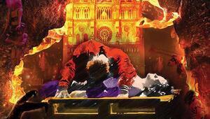 Notre Dame'ın Kamburu Müzikali' Trump Sahne'de