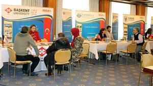 Türk üniversiteleri Mannheim'da tanıtıldı