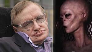 Ünlü fizikçi Stephen Hawkingden akıllara kazınan kıyamet senaryosu