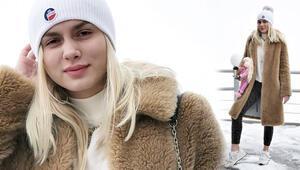 Aleyna Tilki sezonu açtı