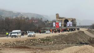 Hasankeyfteki son eser Er-Rızk Camisi taşınıyor