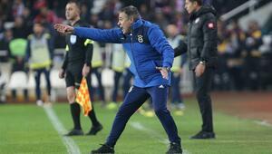 Ersun Yanal, Fenerbahçede ilk dönemini aratıyor