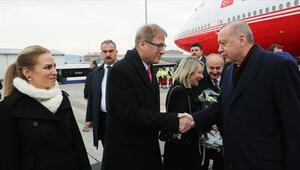 Son dakika... Cumhurbaşkanı Erdoğan, İsviçrede