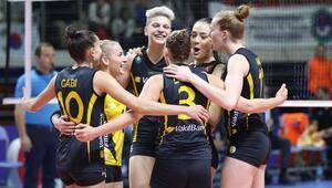 VakıfBank, CEV Şampiyonlar Liginde 200. maçına çıkacak