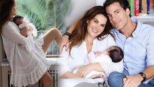 Tülin Şahin kasım ayında anne olmuştu... Siz hangisini seçerdiniz