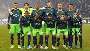 Sporting Lizbon bu sezon ne yaptı