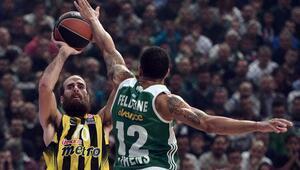 Panathinaikosun cezası açıklandı Fenerbahçe maçı seyircisiz