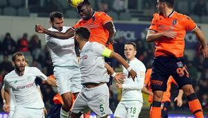 Başakşehir - Konyaspor: 1-1